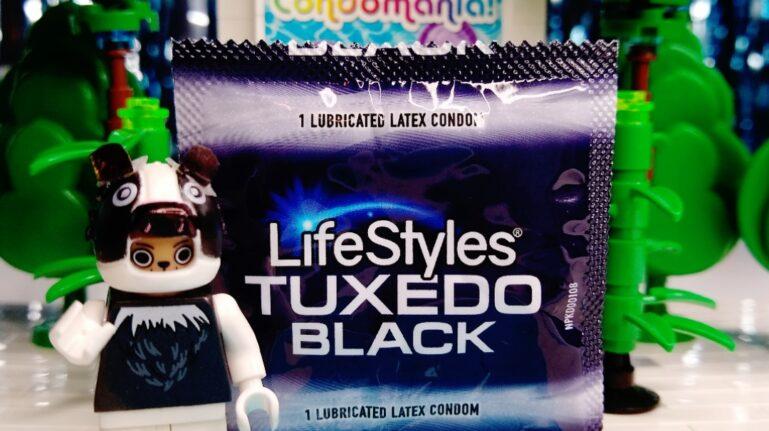 CONDOM OF THE WEEK: BLACK TUXEDO