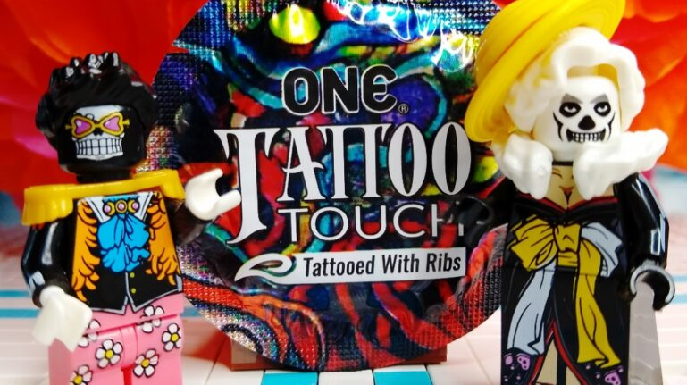 CONDOM OF THE WEEK: ONE TATTOO TOUCH